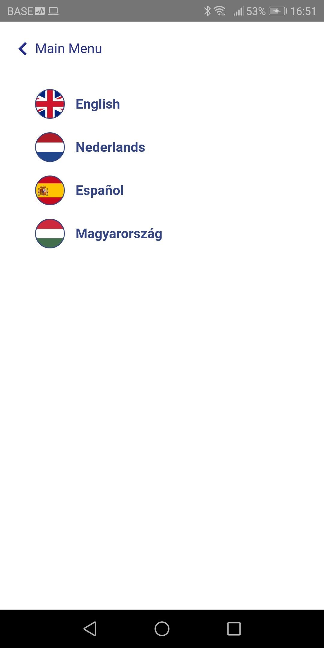Diverse talen